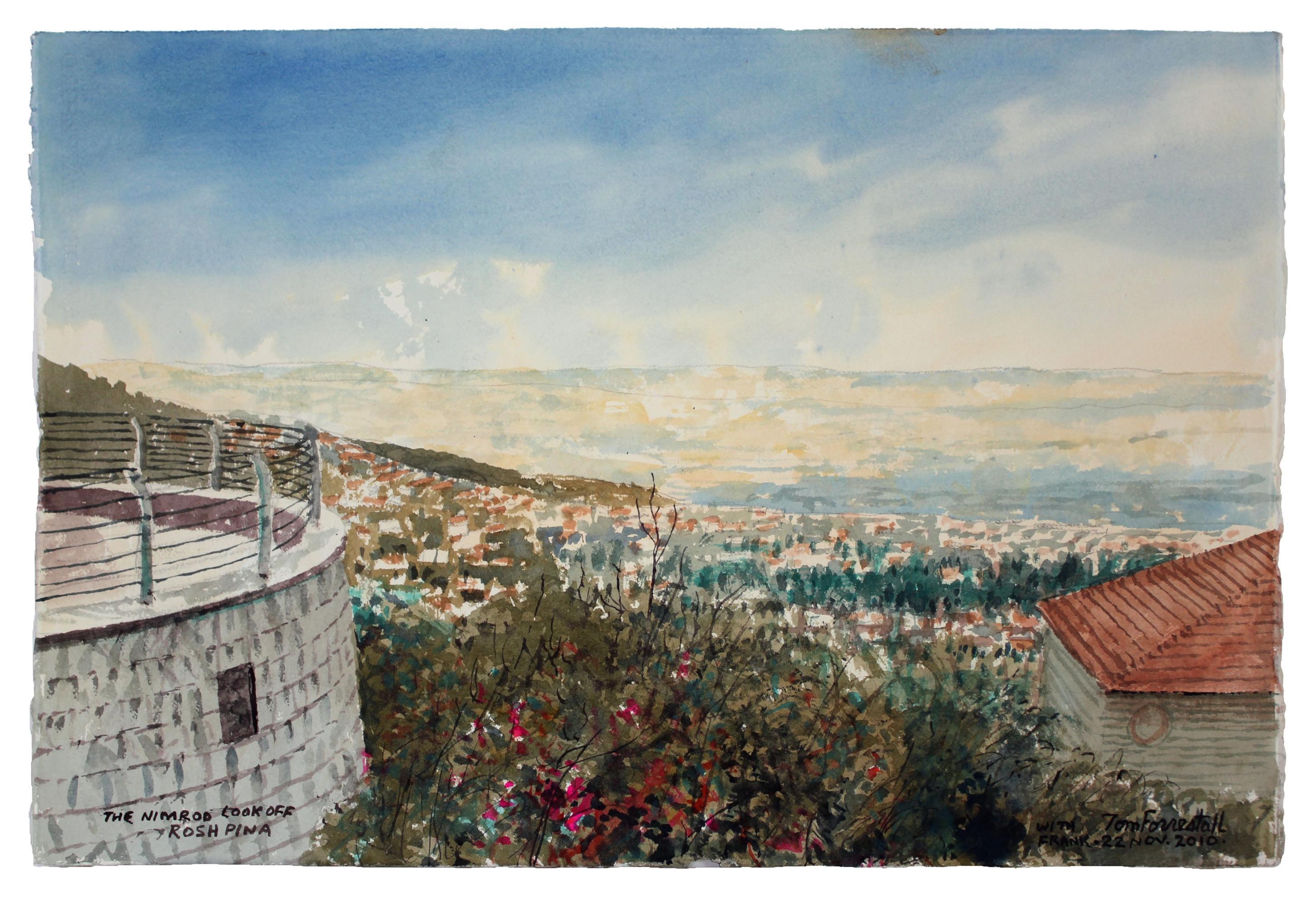 Nimrod Look-Off- Rosh Pina | Atlantic Jewish Council