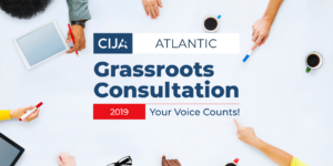 CIJA Grassroots online consultation cover pic